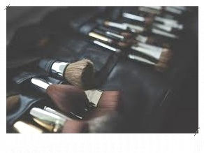 Set de brochas de maquillaje