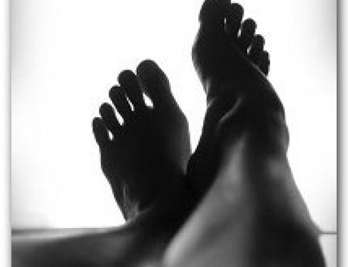 Mantenimiento de los pies