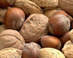 intolerancia alimentaria a frutos secos