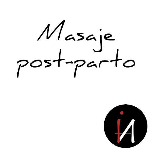 comprar online masaje post-parto