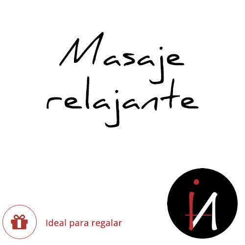 Regalar masaje relajante en Valladolid