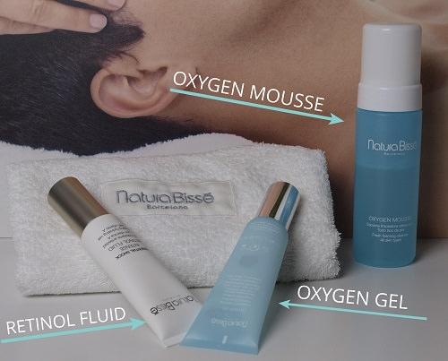 Productos para la piel masculina