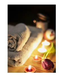 Ambientación para masaje