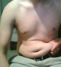 Grasa en el estomago