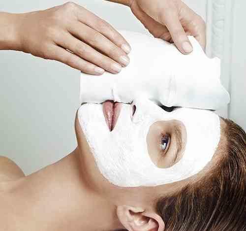 Tratamiento facial antimachas