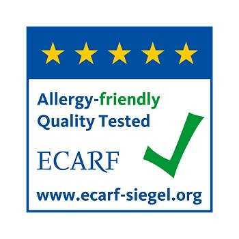 Sello allergy friendly ECARF